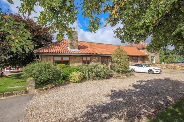 Thumbnail Bungalow for sale in Guisborough Road, Saltburn-By-The-Sea