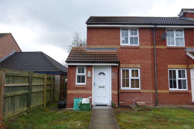 Thumbnail Property to rent in The Willows, Bradley Stoke, Bristol