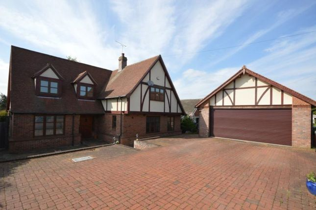 Thumbnail Detached house for sale in Stansted Road, Bishop's Stortford