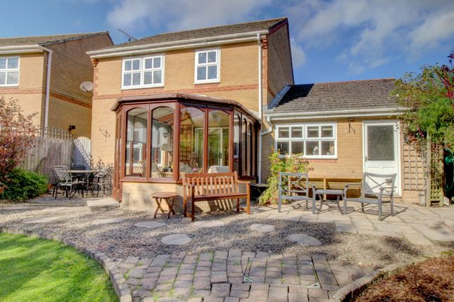 Thumbnail Detached house for sale in Church View, Longhorsley, Morpeth