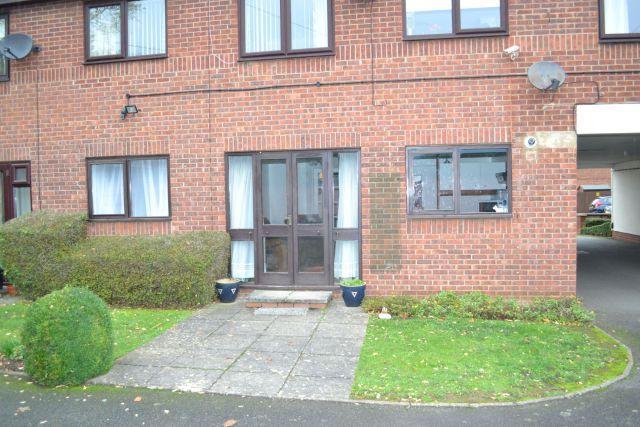 Entrance of Homestead Way, Kingsley, Northampton NN2