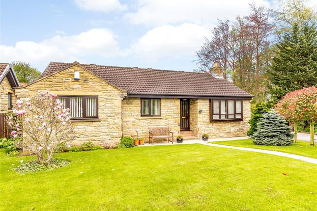 Thumbnail Detached bungalow for sale in Linton Meadows, Wetherby