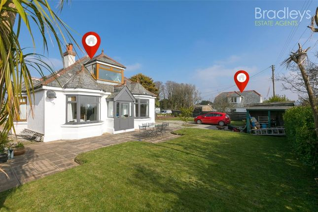 5 bed detached house for sale in Opportuntity To Purchase Two Homes, Germoe, Penzance, Cornwall TR20