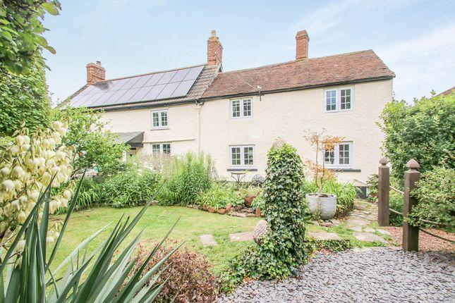 Thumbnail Detached house for sale in Oak Lane, Cheddon Road, Taunton