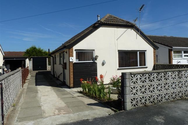 Thumbnail Detached bungalow for sale in The Strand, Mablethorpe
