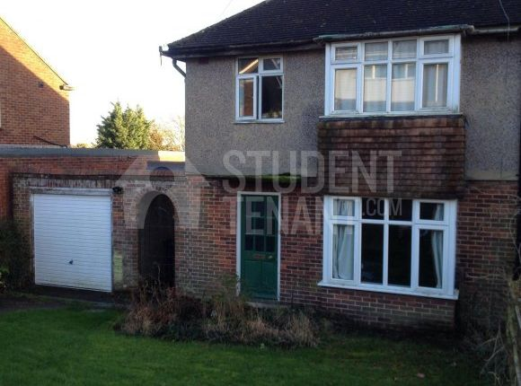 Thumbnail Shared accommodation to rent in Glen Iris Avenue, Canterbury, Kent