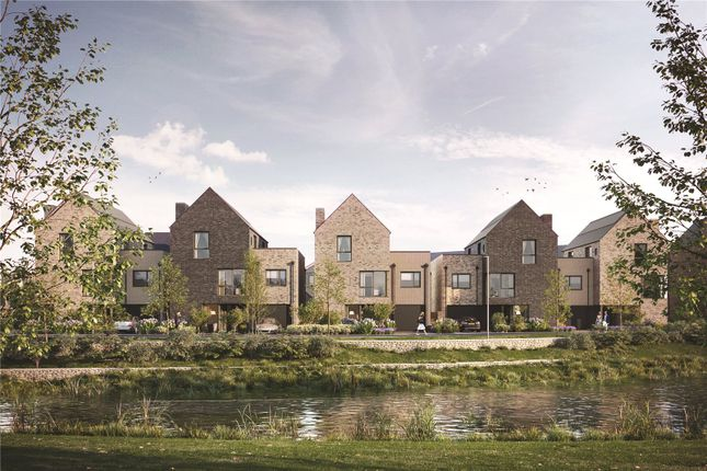 Thumbnail Detached house for sale in Plot 191, Bayswater Villas, Mosaics, Headington, Oxford
