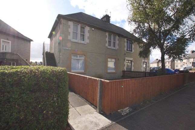 Thumbnail Flat to rent in Ossian Crescent, Methil, Leven