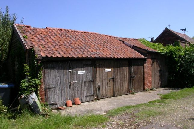 Thumbnail Property for sale in Land & Garages At The Drift, Wickham Market, Suffolk