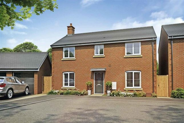 Thumbnail Detached house for sale in Eskdale, Hadham Road, Bishops Stortford, Herts
