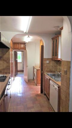 Thumbnail Terraced house to rent in Saxon Drive, London
