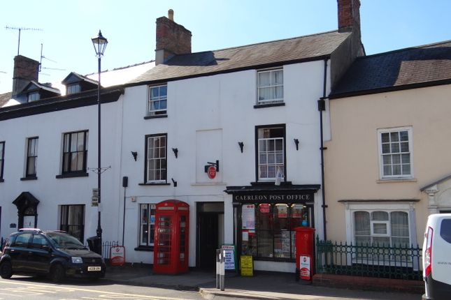 Thumbnail Retail premises for sale in 31 High Street, Caerleon, Newport