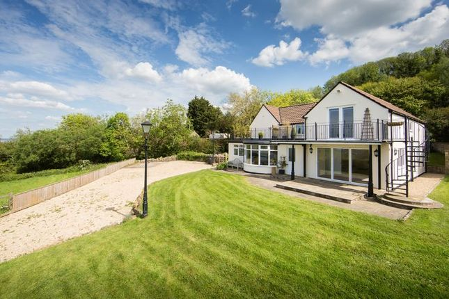 Thumbnail Detached house for sale in Highridge Road, Dundry, Bristol