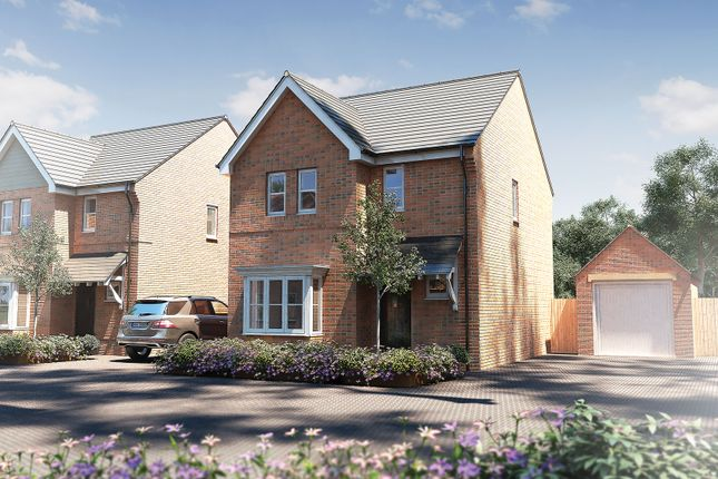 """Thumbnail Detached house for sale in """"The Whitfield"""" at Witney Road, Kingston Bagpuize, Abingdon"""