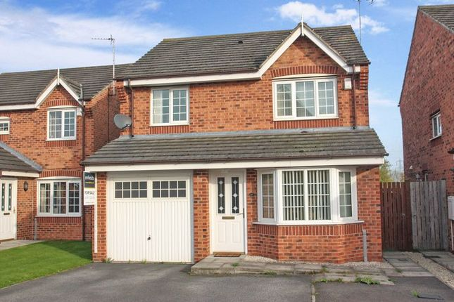 Thumbnail Detached house for sale in Sycamore Avenue, Eggborough, Goole