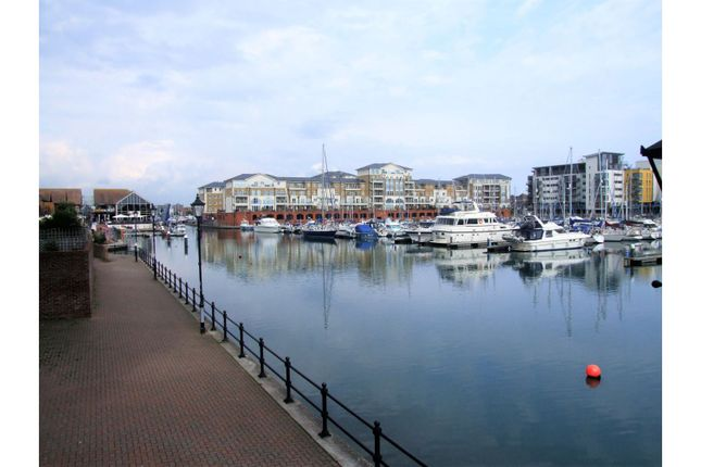 Thumbnail Flat to rent in Santos Wharf, Eastbourne