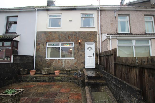 Thumbnail Terraced house for sale in Fox Street, Mountain Ash