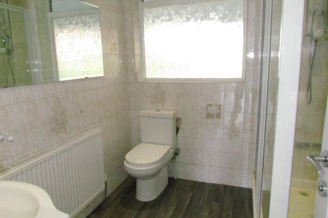 Shower Room of Tolworth Gardens, Chadwell Heath, Romford RM6