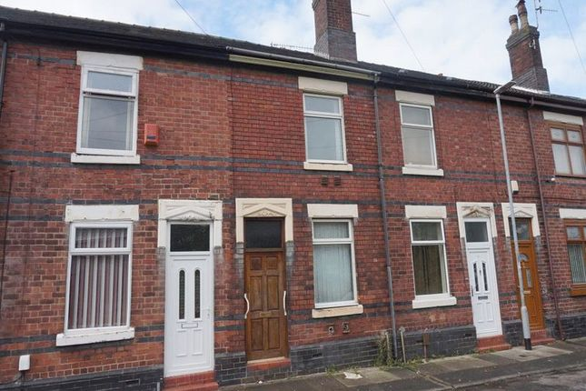 Front of Spring Road, Normacot, Stoke On Trent, Staffordshire ST3