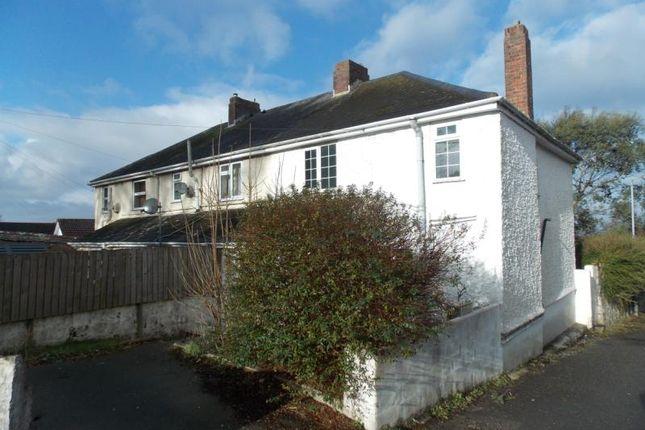 Thumbnail Terraced house for sale in Jubilee Terrace, Camborne