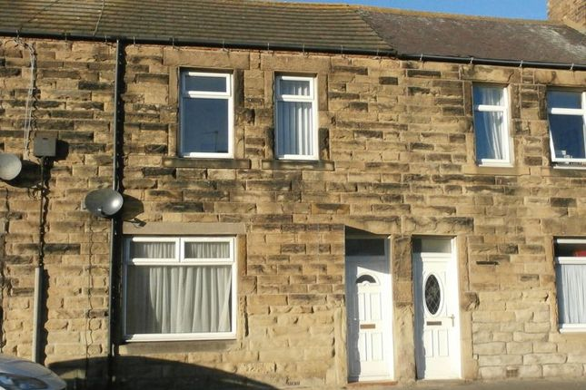 Thumbnail Terraced house for sale in Woodbine Street, Amble, Morpeth