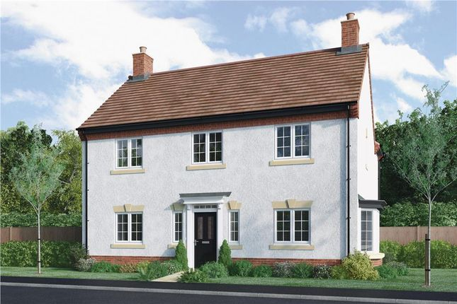 "Thumbnail Detached house for sale in ""Stainsby"" at Radbourne, Ashbourne"