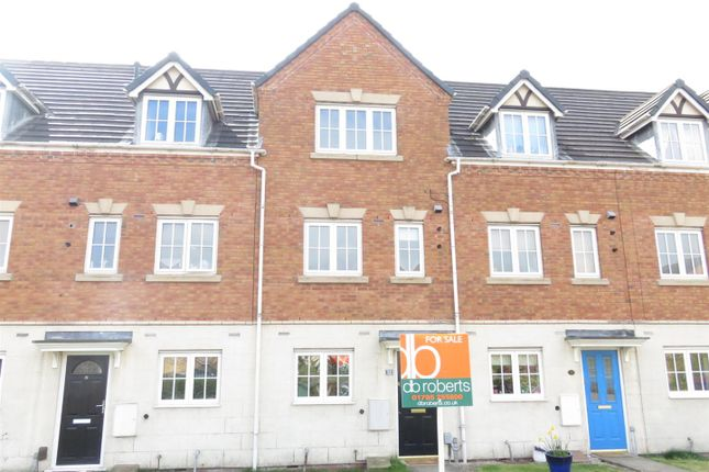 Thumbnail Terraced house for sale in Courtland Mews, Stafford