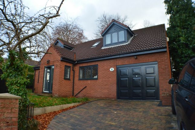 Thumbnail Detached house for sale in Fairway, Blaydon