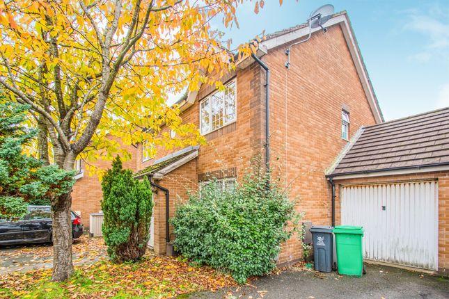 Thumbnail Link-detached house for sale in Lascelles Drive, Pontprennau, Cardiff