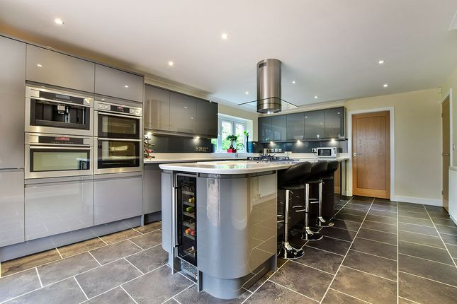 Thumbnail Detached house for sale in Carr Farm Close, Glossop
