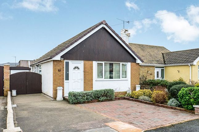 Thumbnail Bungalow for sale in Towyn Road, Abergele