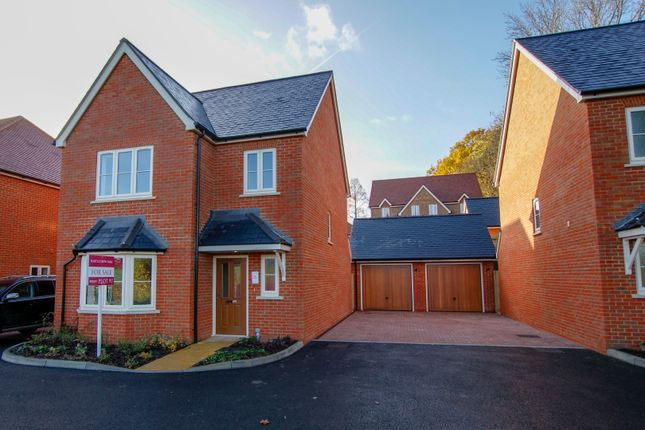 Thumbnail Detached house for sale in Silver Court, Hartley Wintney, Hook