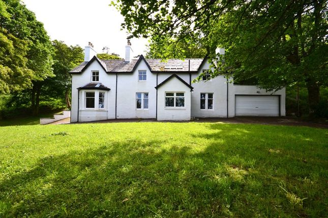 Thumbnail Detached house for sale in Soroba, Oban