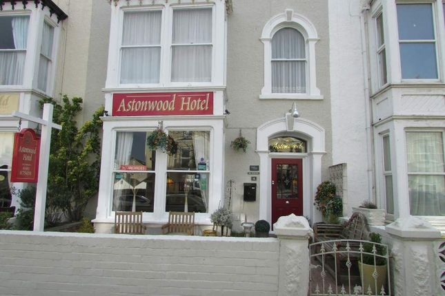 Thumbnail Hotel/guest house for sale in Chapel Street, Llandudno
