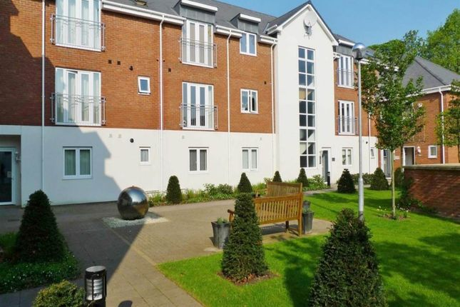 Thumbnail Flat to rent in Fencer Hill Square, Gosforth, Newcastle Upon Tyne