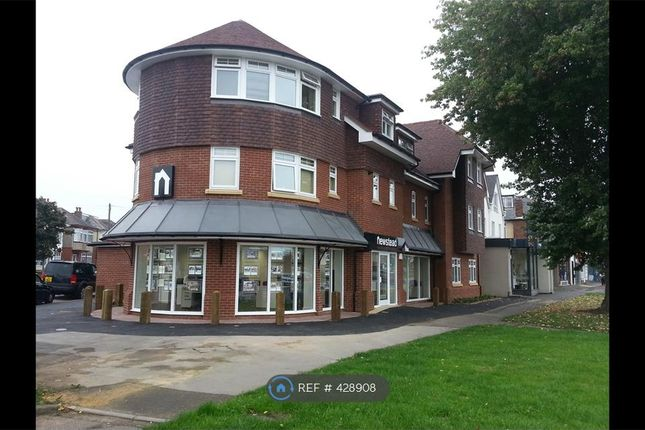 Thumbnail Flat to rent in Priory View Road, Bournemouth