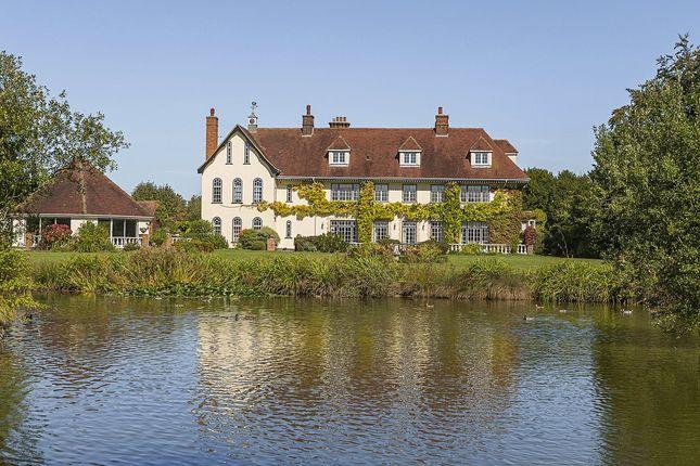 Thumbnail Detached house for sale in Wood Hall, Arkesden, Saffron Walden, Essex