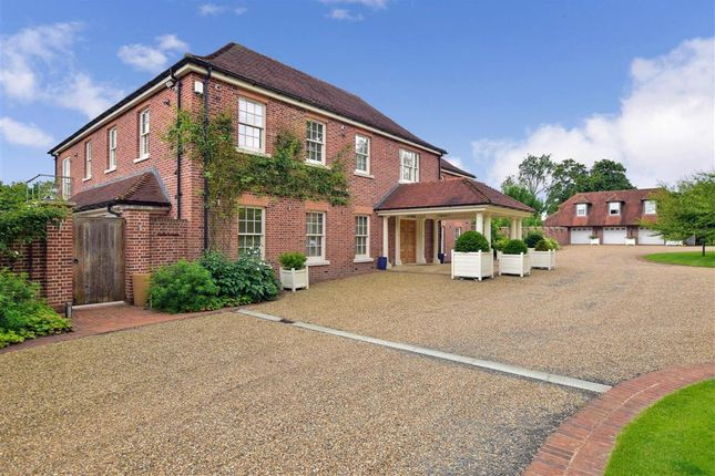 Front Elevation of Thorn Lane, Stelling Minnis, Canterbury, Kent CT4