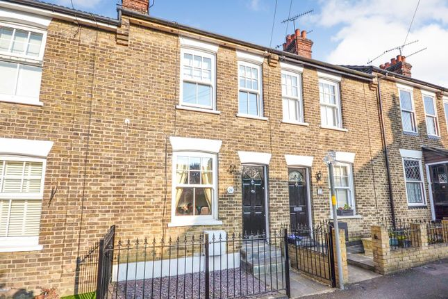 Thumbnail Terraced house for sale in Myrtle Road, Warley, Brentwood