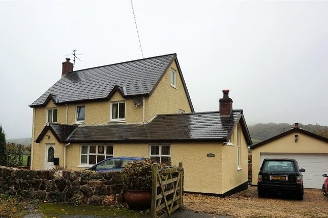 Thumbnail Detached house for sale in Whitemill, Carmarthen