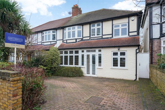 Front Elevation of Torrington Road, Claygate, Esher, Surrey KT10