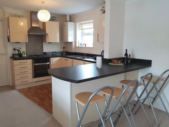 Kitchen. of Bay Tree Hill, Liskeard, Cornwall PL14