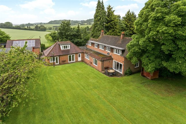 Thumbnail Equestrian property for sale in Rignall Road, Great Missenden, Buckinghamshire