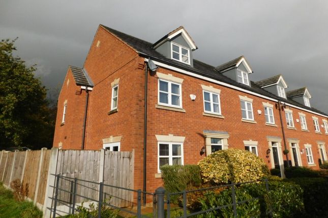 Thumbnail Semi-detached house for sale in Merlin Court, Crewe