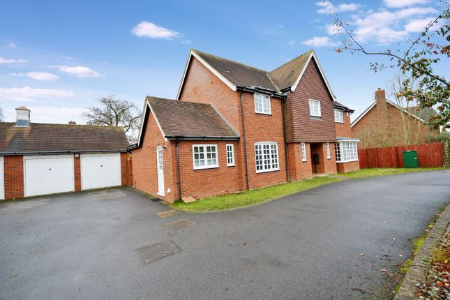 Thumbnail Detached house for sale in Dogwood Court, Oadby, Leicester