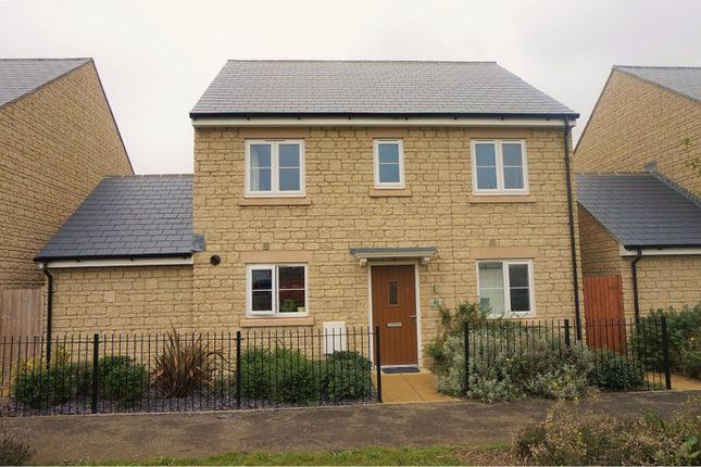 Thumbnail Detached house for sale in Buccaneer Avenue, Gloucester