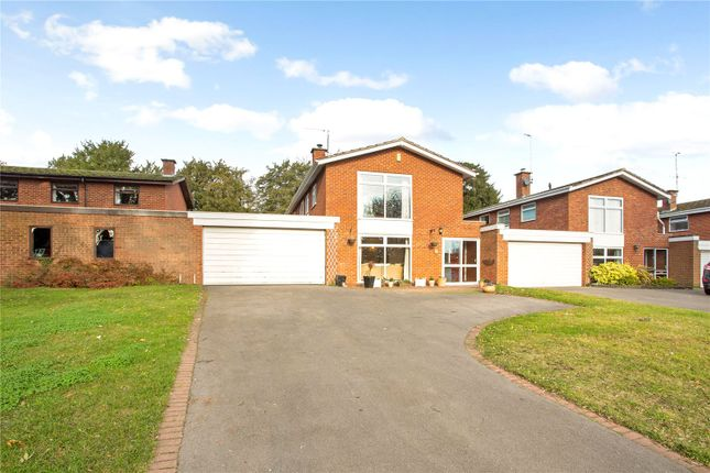 4 bed detached house for sale in Old Rectory Green, Fladbury, Pershore, Worcestershire WR10