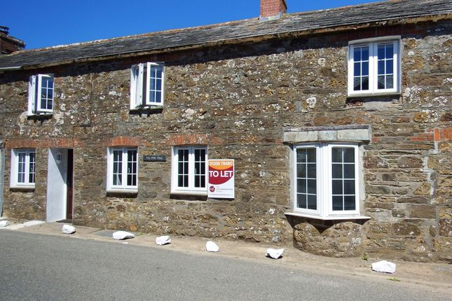 Thumbnail Cottage to rent in Churchtown, St. Minver, Wadebridge