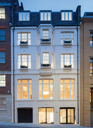 Thumbnail Office to let in Grosvenor Hill, London