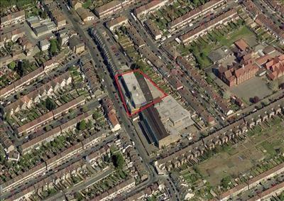 Thumbnail Commercial property for sale in 324-340, Bensham Lane, Thornton Heath